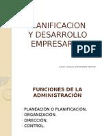 Planificacion y Desarrollo Empresarial