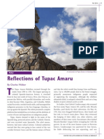 Charles Walker. Reflections of Tupac Amaru