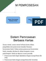 Sistem Pemrosesan (sia)