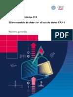 238-Intercambio de Datos en El BUS CAN1...E