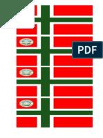 Bandera Departamento de Amambay