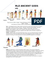 World Ancient Gods