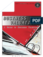 Business Valuation Guide