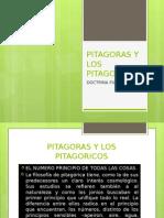 Pitagoras y Los Pitagoricos