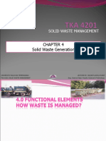 SOLID WASTE MANAGEMENT (TKA 4201) LECTURE NOTES 4