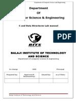C&DS Lab Manual updated.doc