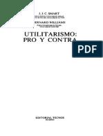 Williams Utilitarismo Pro y Contra