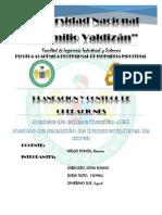 SELECION ABC Y SELECION DE PROVEDORES Y DE TRANSPORTE DE CARGA