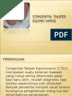 131950465 Congenital Talipes Equino Varus Asli