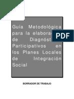 Guia Metodologica Diagnostico PLIS