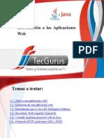 1. Introduccion a Las Aplicaciones Web