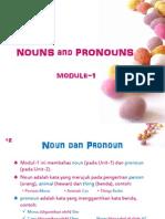 Modul-1 Noun and Pronoun