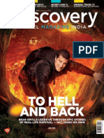 Discovery Channel Magazine - March 2014 In