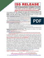 20151125-PRESS RELEASE Mr G. H. Schorel-Hlavka ISSUE -Billionaire Clive Palmer Regarding Port Darwin & the Constitution