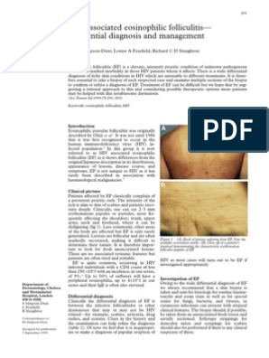 Hiv And Folliculitis Management Of Hiv Aids Hiv Aids