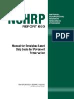 Manual de Emulsiones Nchrp
