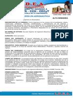 Ing en Aeronautica Ipn Ifm