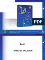 PART 1 CHAPTER 1 - Transfer Taxation