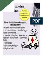 2. Balesetek elemzése, foglalkozás egészségügy, helyiségek kialakítása, világítás technika [Kompatibilis üzemmód].pdf