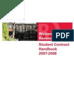 FinalStudentContract2007-2008