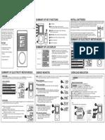HwPM300 Manual English
