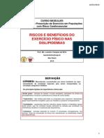 4B Riscos e Benefícios do Exercício Físico nas Dislipidemias [Modo de Compatibilidade].pdf