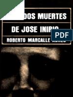 Roberto Macalle Abreu - Las Dos Muertes de Jose Inirio