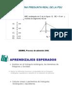 Clase Triángulos II Anual 2015 OK