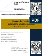 Manual de Lab. de Metalurgia Física