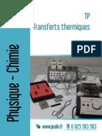 TP Transferts Thermiques