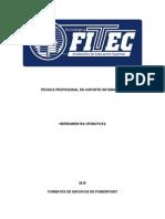 Evaluacion Formatos de Archivos