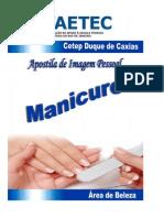 APOSTILA DE Manicure