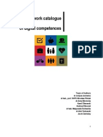 The Framework Catalogue of Digital Competences