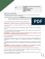 Jurídico - Normativa Comercial y Tributaria Bloque III (3a Prueba)