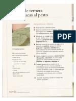 Thermomix · Adelgazar Con Thermomix Pastel de Ternera y Espinacas Al Pesto