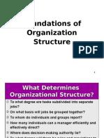 9 Organizational Structure