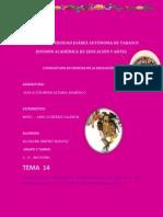 14. Resumen La Educación Indígena e Intercultural en México y Sus Implicaciones en La Construcción de Ciudadanías.