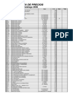 Tarifa Catalogo Peq.2