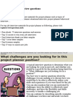 projectplannerinterviewquestions-140831223058-phpapp02