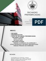 FACHADAS PREFABRICADAS