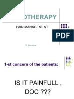 MESO PAIN Management