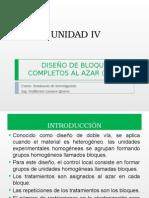 Presentación Unidad IV. DBCA.pptx