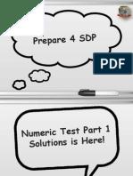 Prepare SDP.1