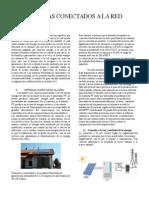 Plantas Fotovoltaicas Conectadas a La Red