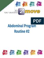 Abdominal Routine #2