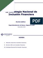 02 Estrategia Nacional Inclusión Financiera SBS_Nov2015