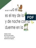 Zumba El León