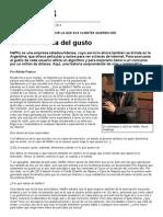 Página_12 __ Sociedad __ La Matemática Del Gusto