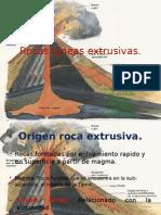 Rocas Ígneas Extrusivas