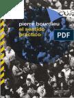 Bourdieu Pierre-El Sentido Practico
